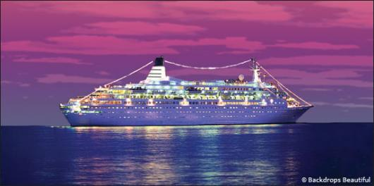 Backdrops: Cruise Ship 2