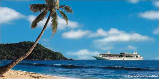 Backdrops: Cruise Ship 3