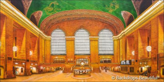 Backdrops: Grand Central Station 1
