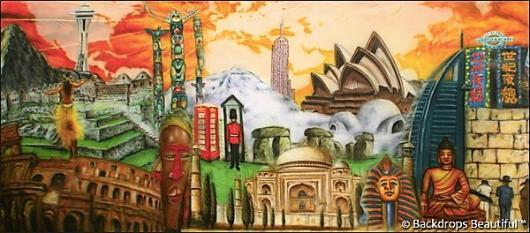 Backdrops: Around the World 4
