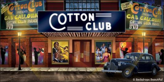 Backdrops: Cotton Club 2
