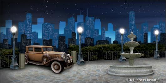 Backdrops: Twenties 10