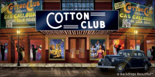 Backdrops: Cotton Club 3