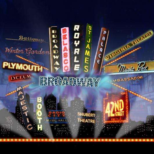 Backdrops: Broadway  5A
