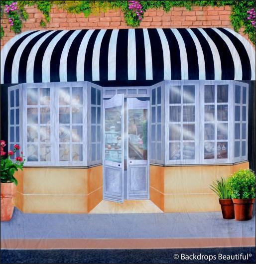 Backdrops: Shopfront 8
