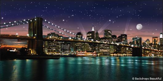 Backdrops: NY Skyline 11