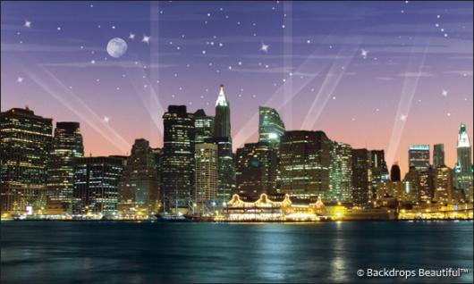 Backdrops: NY Skyline  2