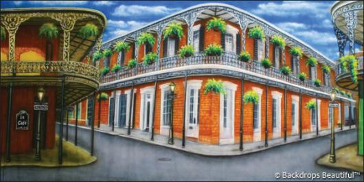 Backdrops: New Orleans  5