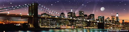 Backdrops: NY Skyline 10