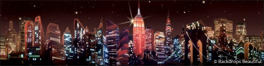 Backdrops: NY Skyline 13
