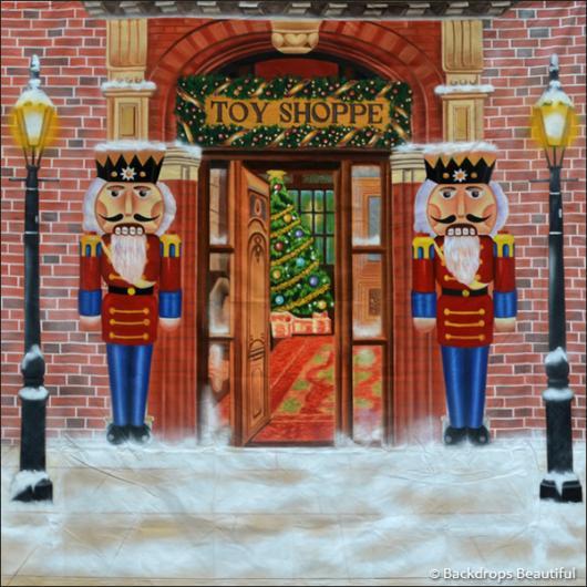 Backdrops: Xmas Toy Shoppe 3