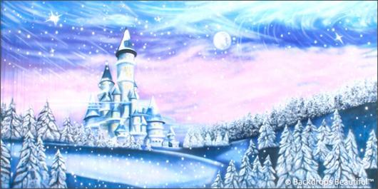 Best Winter Backdrops