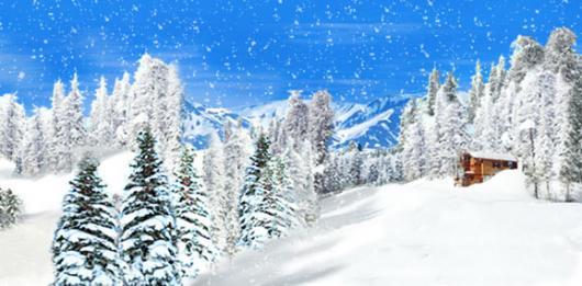 Winter Wonderland 4D