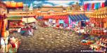 Backdrops: Street Market 1