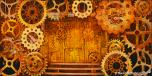 Backdrops: Steampunk 1