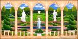 Backdrops: Elegant Garden 4