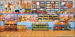 Backdrops: Market 1 Deli