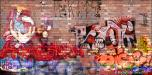 Backdrops: Graffiti 1