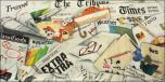 Backdrops: Newspaper 1B