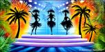 Backdrops: Stage Showgirls 4