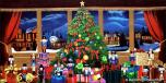Backdrops: Xmas Nutcracker 2B